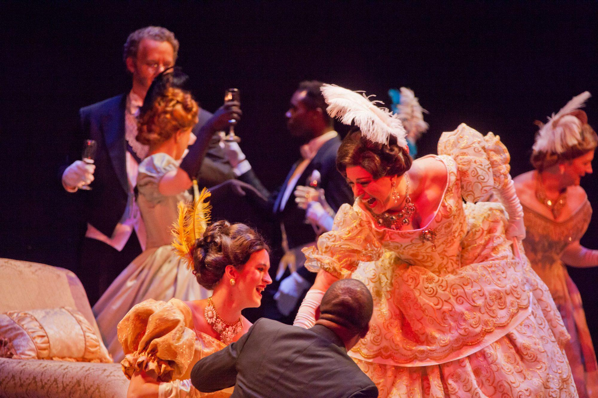 La Traviata Production Stills-035