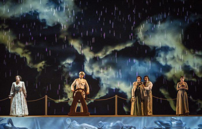 New York City Opera: photo by Sarah Shatz.