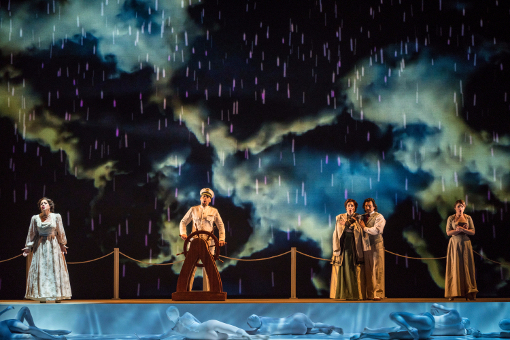 Photos courtesy of Nashville Opera